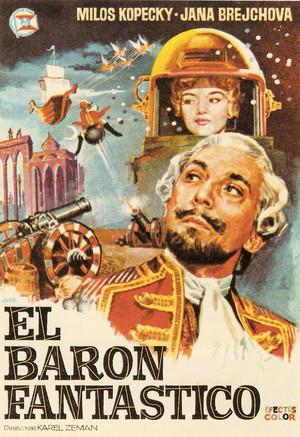The Fabulous Baron Munchausen (1961)