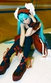 Hatsune Miku Cosplay - vocaloids photo