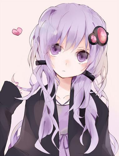 vocaloid hình nền titled Yuzuki Yukari