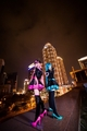 Luka and Miku Cosplay - vocaloids photo