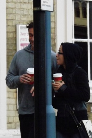 CM Punk and AJ Lee