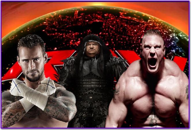 raw match ------