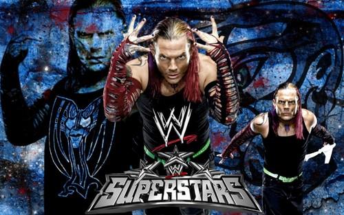 WWE wallpaper titled jeff hardy