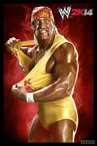 WWE 바탕화면 titled hulk hogan