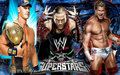 WWE superstars - wwe fan art