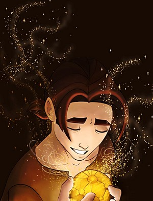 Walt 디즈니 팬 Art - Jim Hawkins