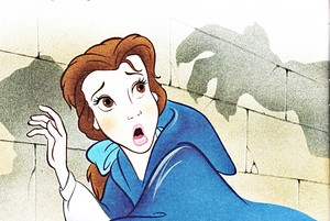 Walt 디즈니 Book 이미지 - Princess Belle & The Beast