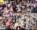 Teen wolf Collage - werewolves fan art