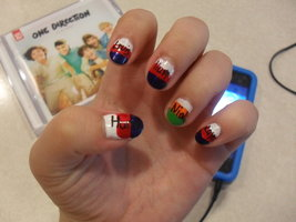 My Cute Nails of 1D