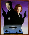 X-Files 1 - the-x-files fan art