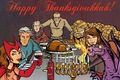 Thanksgivukkah  - x-men photo