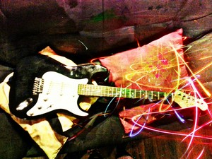 my ギター <3