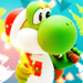 Christmas time with Yoshi - yoshi icon