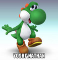 Yoshi - super-smash-bros-brawl fan art