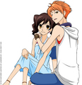 Billy and Willow - young-justice-ocs photo