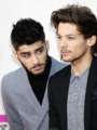 Zayn And Louis - zayn-malik fan art