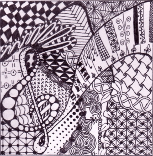 Zentangle Images Zentangle Wallpaper And Background Photos 36196413