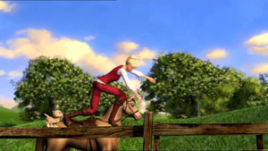 バービー and the Three Musketeers