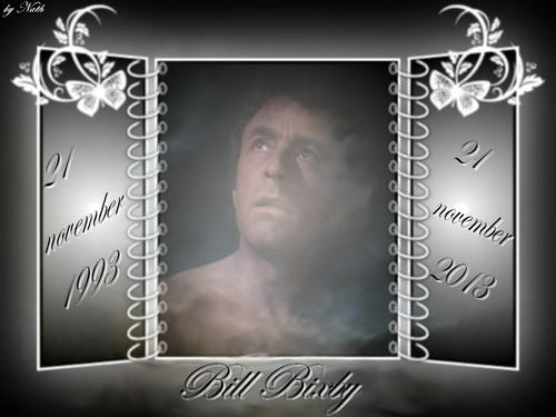 bill bixby wolpeyper possibly containing a sign titled Bill Bixby (1993-2013)