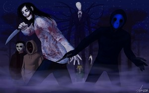 CreepyPasta gang