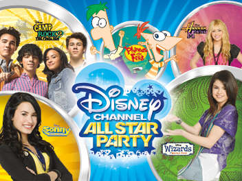 Disney channel best characters images disney channel all star party disney channel best characters wallpaper with anime called disney channel all star party publicscrutiny Image collections