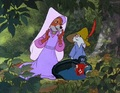 Skippy Rabbit And Maid Marian Finds a Baby - disney-crossover photo