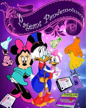 Pageant Pandemonium Cover