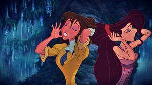 Jane and Megara
