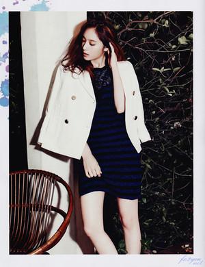 f(x) Krystal – Marie Claire Korea December Issue '13