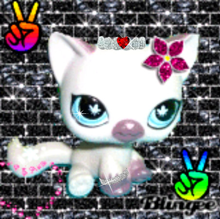 The LPS Club wallpaper titled glits and fash