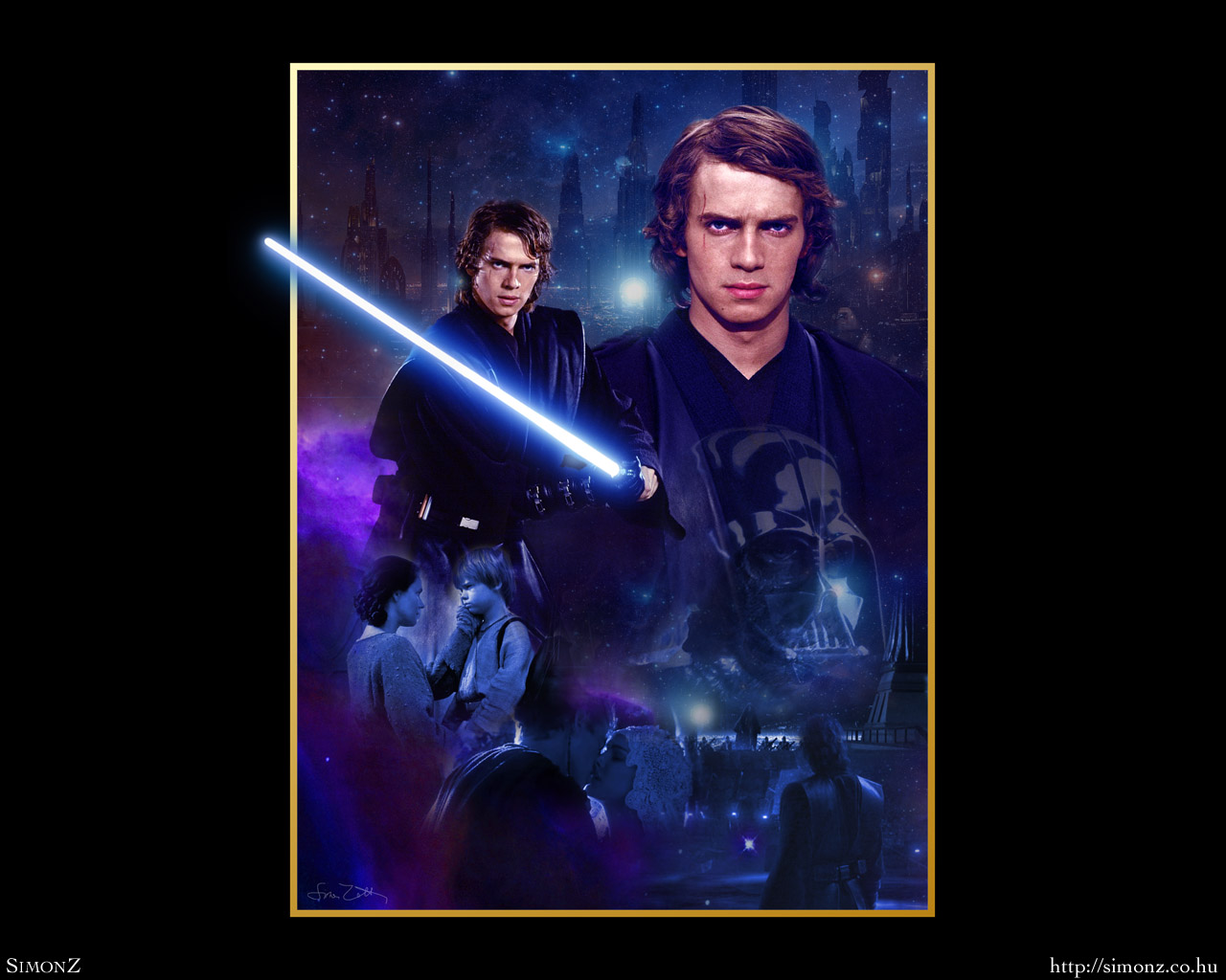 Hayden Christensen As Anakin Sywalker Images Episode Iii Anakin