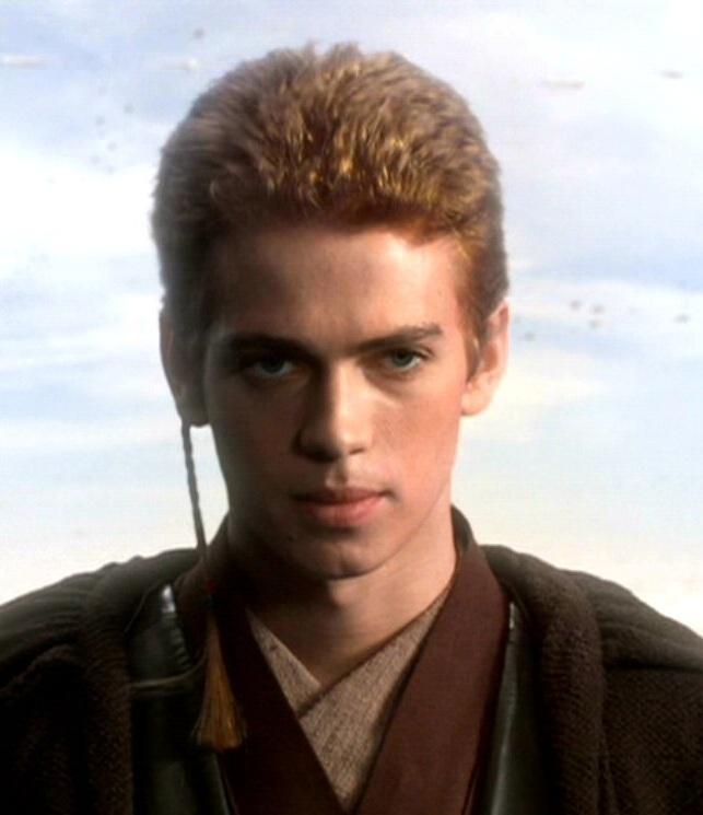 Anakin Skywalker Episode 2 Hair | www.pixshark.com ...
