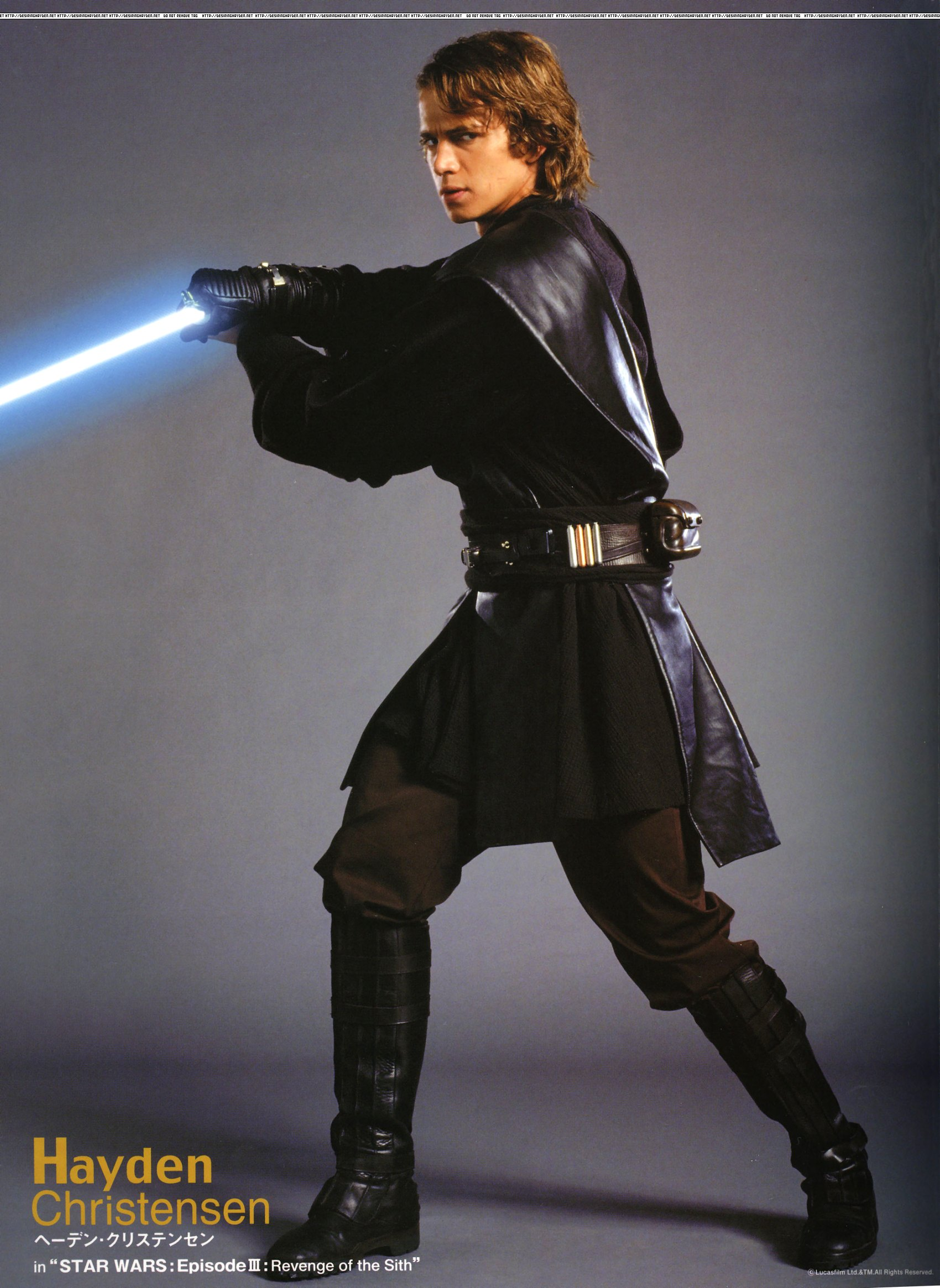 Hayden christensen as anakin sywalker images attack of the clones ep - Hayden Christensen As Anakin Sywalker Images Episode Iii