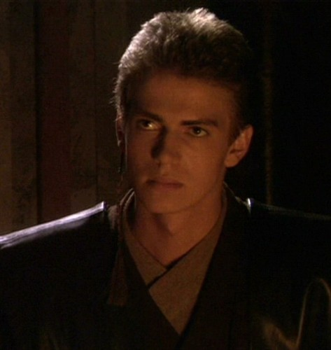 hayden christensen as Anakin Sywalker images Episode II ...