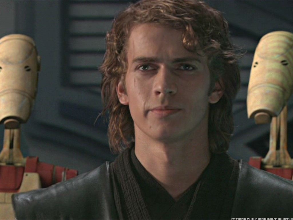anakin Hayden skywalker christensen