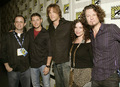 Comic con 2008 - jared-padalecki-and-jensen-ackles photo