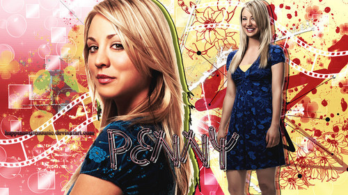 Kaley Cuoco wallpaper probably with a portrait called kaley cuoco