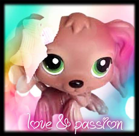 The LPS Club wallpaper called love and passion