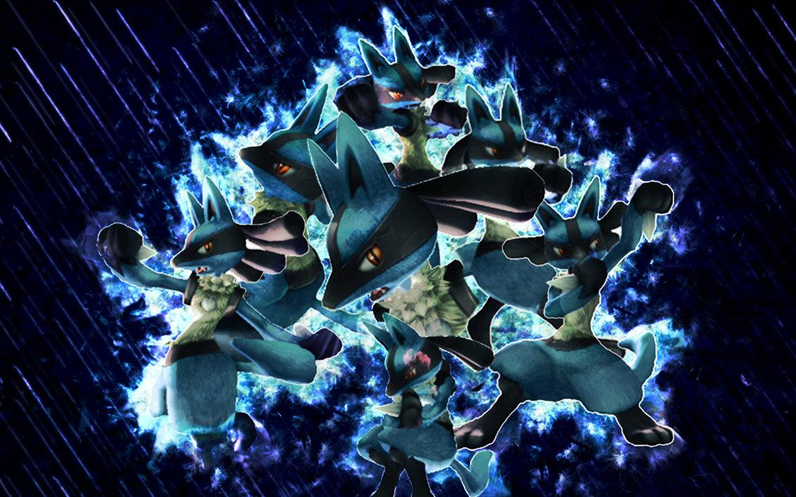 Photo Collection Download Pokemon Lucario Wallpaper