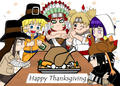Happy early Thanksgiving!