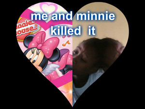 me and minnie