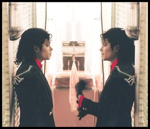 michael jackson and...Michael Jackson