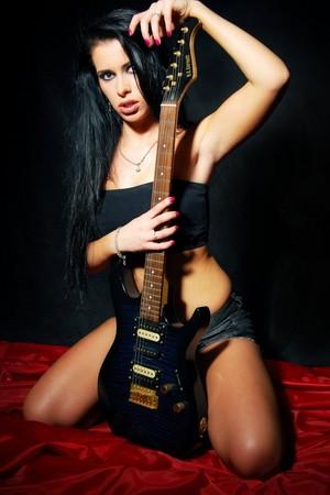 gitarre girl