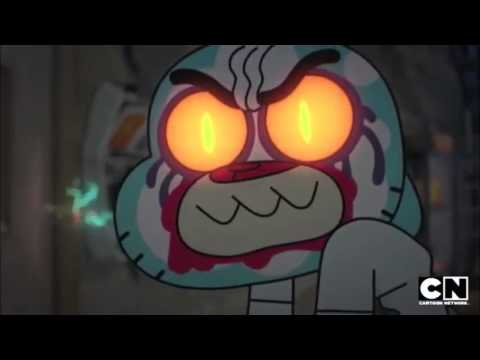 Amazing world of gumball nicole angry