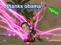 obama - jak-and-daxter fan art