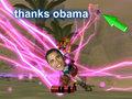 obama - jak-and-daxter fan art