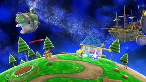 SMG in Super Smash Bros. 4
