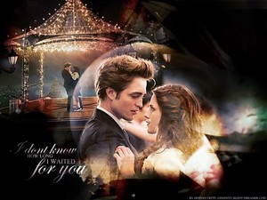 Edward and Bella's prom