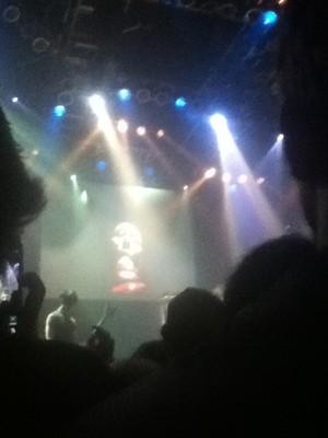 Dir En Grey 음악회, 콘서트