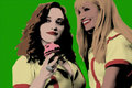 2 Broke Girls - 2-broke-girls fan art